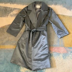 Banana Republic knee length coat